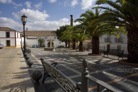 Valle de Santa Ana – Plaza