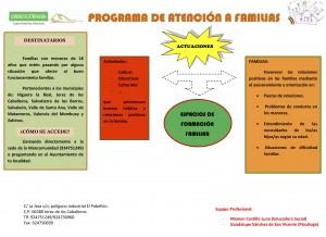 cartel del PAF