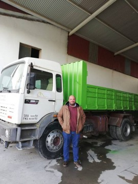 Venta-Camión-Suroeste