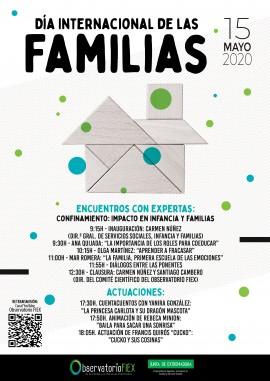 CARTEL_DIA INTERNACIONAL DE LAS FAMILIAS_ OBSERVATORIO FIEX
